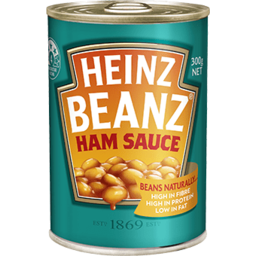 Photo of Heinz Baked Beans Ham Sauce 300g
