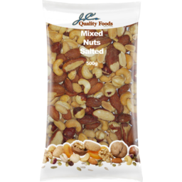 Photo of JC'S ALL NATURAL QUALITY NUT MIX 375G
