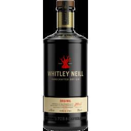 Photo of Halewood Whitley Neill Original Dry Gin 700ml