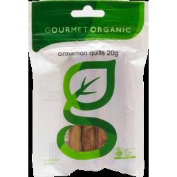Photo of Gourmet Organic Herbs Spice - Cinnamon Quills