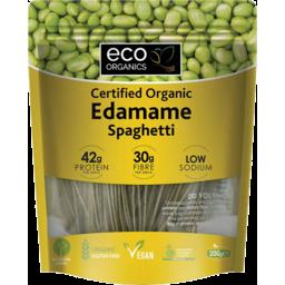 Photo of Eco Organics Pasta - Edamame Spaghetti