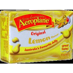 Photo of Aeroplane Jelly Crystals Lemon (85g)