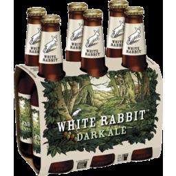 Photo of White Rabbit Dark Ale 6 X 330ml Bottle Wrap