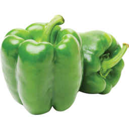 Photo of Capsicums Green