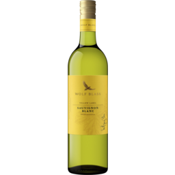 Photo of Wolf Blass Yellow Label Sauvignon Blanc 750ml
