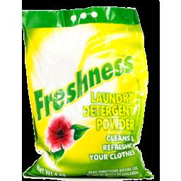 Photo of Freshness Laundry Detergent