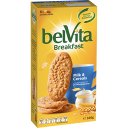 Photo of Belvita Breakfast Milk & Cereals 300g 300g