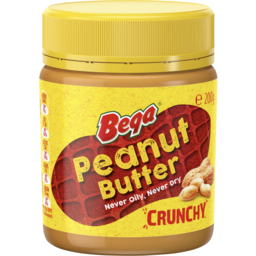 Photo of Bega Crunchy Peanut Butter  200gm