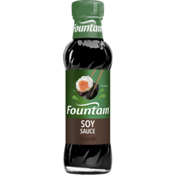 Photo of Fountain Soy Sauce 250ml