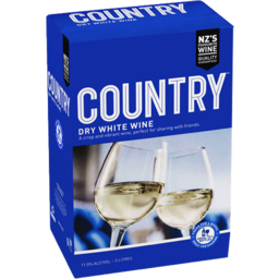 Photo of Country Dry White 3lt