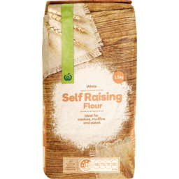 Photo of WW White Self Raising Flour 1.5kg