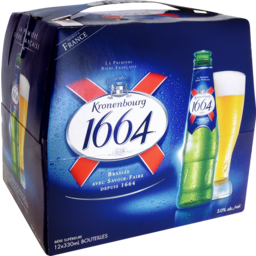 Photo of Kronenbourg 1664 12 Pack