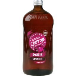 Photo of Good George Doris Plum Cider 946ml
