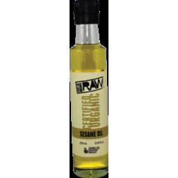 Photo of Every Bit Organic Raw Sesame Oil 250ml