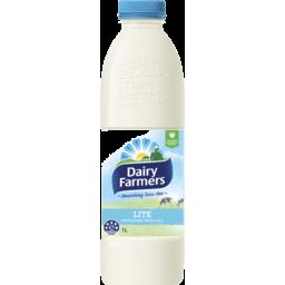 Photo of Dairy Farmers Lite Milk 1l