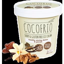 Photo of Cocofrio Vanilla Stiky Date Pecan Ice Cream 500ml