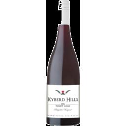 Photo of Kyberd Hills Pinot Noir 750ml