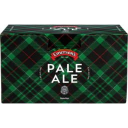 Photo of Emerson's Beer Pale Ale Can 6 X 330ml