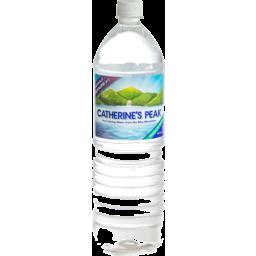 Photo of Catherines Peak Spring Water