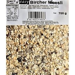 Photo of Spice N Easy Muesli Bircher 700