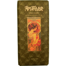 Photo of Amatller 50% Cocoa Chocolate 80g