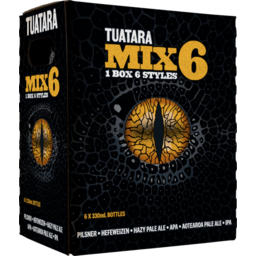 Photo of Tuatara Mix Bottles 6 Pack