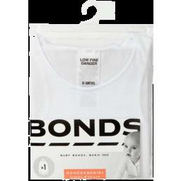 Photo of Bonds Sngsuit W/Bod Wht Ast Sz