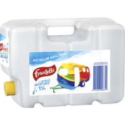 Photo of Frantelle Spring Water 15l