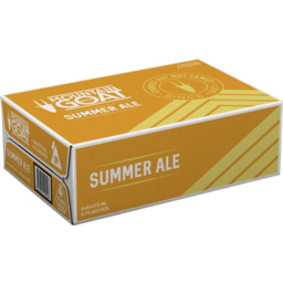 Photo of Mountain Goat Summer Ale 4.7% 4 X 6x375ml