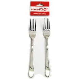 Photo of Smartchef Table Fork Stainless Steel 2pk
