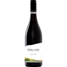 Photo of Wither Hills Pinot Noir 750ml