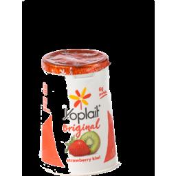 Photo of Yoplait Original Low Fat Yogurt Strawberry Kiwi