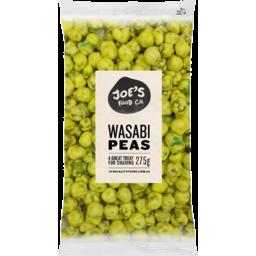 Photo of Jc's Wasabi Peas 275gm