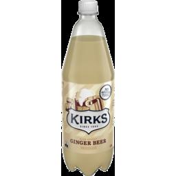 Photo of Kirks Olde Stoney Ginger Beer Soft Drink Bottle 1.25l