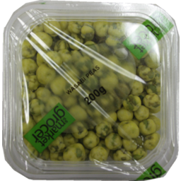 Photo of The Market Grocer Wasabi Peas 200gm