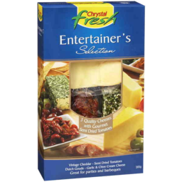 Photo of Chrystal Fresh Entertainers Selection 365gm