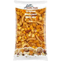 Photo of Jcs Backyard BBQ Mix 375g