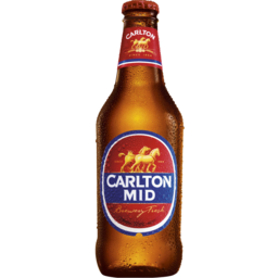 Photo of Carlton Midstrength Bitter Bottles
