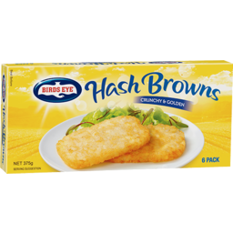 Photo of Birds Eye Hash Browns 375g
