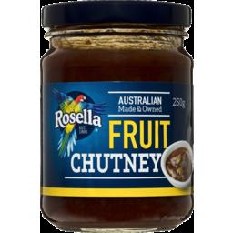 Photo of Rosella Fruit Chutney 250gm