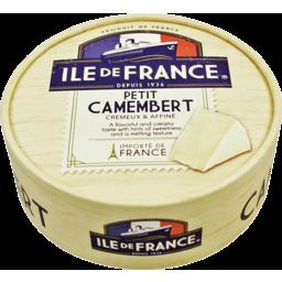 Photo of Ile De France Camembert Petit 125g