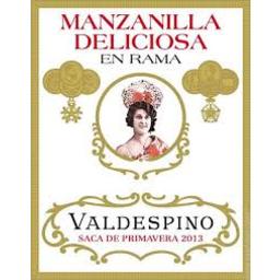 Photo of Valdespino Manzanilla 375ml
