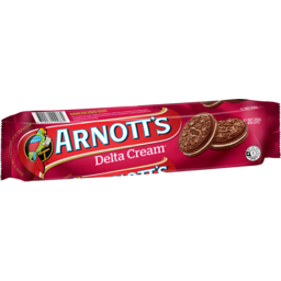 Photo of Arnott's Biscuits Delta Cream 250g