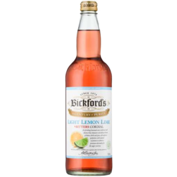 Photo of Bickfords Cordial Light Lemon Lime & Bitters