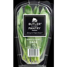 Photo of Butler Pantry Sage Punnet 20gm