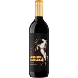 Photo of The Juggling Gentlemen Shiraz 750ml