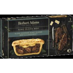 Photo of Herbert Adams Slow-Cooked King Island Beef & Camembert 2x400g