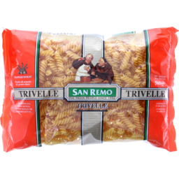Photo of San Remo Dry Pasta #17 Trivelle 500g