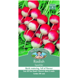 Photo of Mr Fothergill's Seed Radish Sparkler A