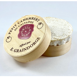 Photo of Petit Camembert Au Calvados E. Graindorge